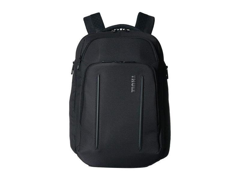 スリー メンズ バックパック・リュックサック バッグ Crossover 2 Backpack 30L Black