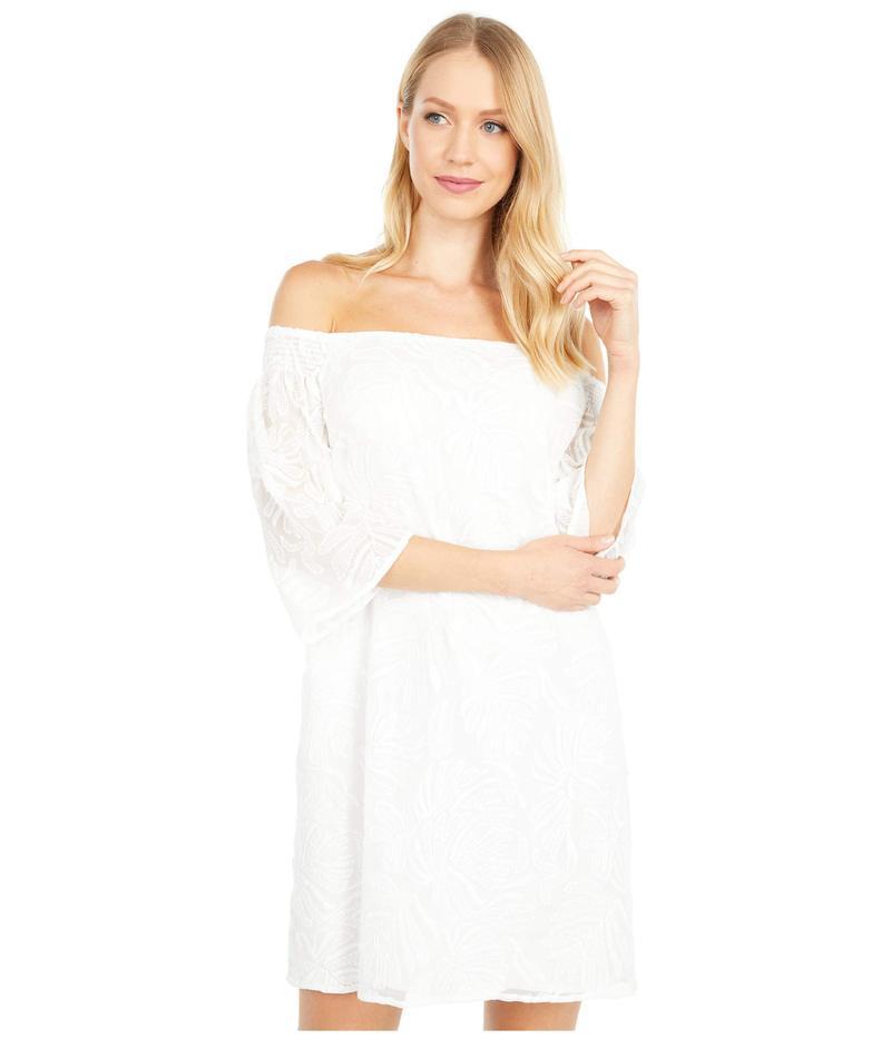 トリーナターク レディース ワンピース トップス Samba Dress Whitewash