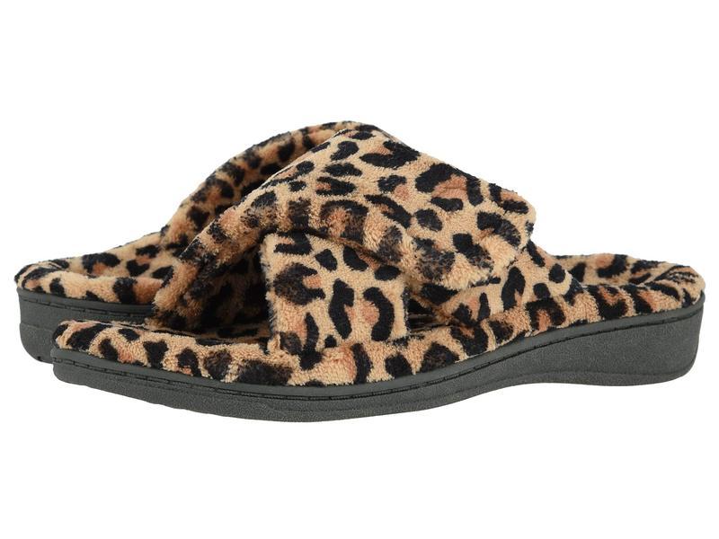 バイオニック レディース サンダル シューズ Relax Natural Leopard
