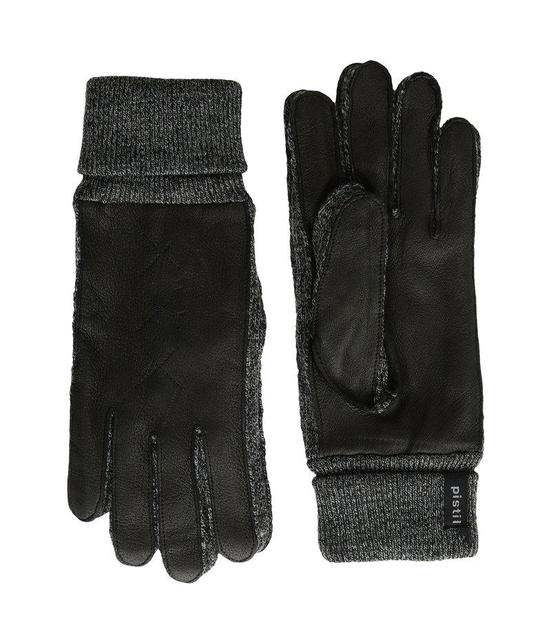 ピスタイル レディース 手袋 アクセサリー Westside Gloves Black