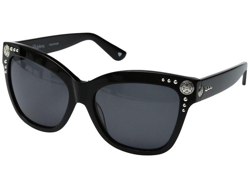 ブライトン レディース サングラス・アイウェア アクセサリー Ferrara Stud Sunglasses Black