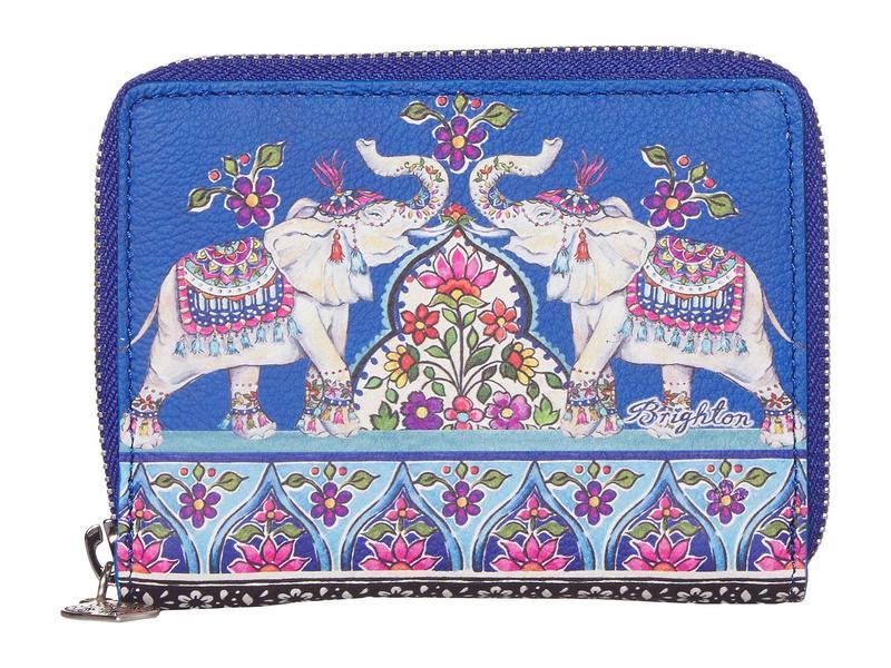 ブライトン レディース 財布 アクセサリー Journey To India Medium Wallet Multi