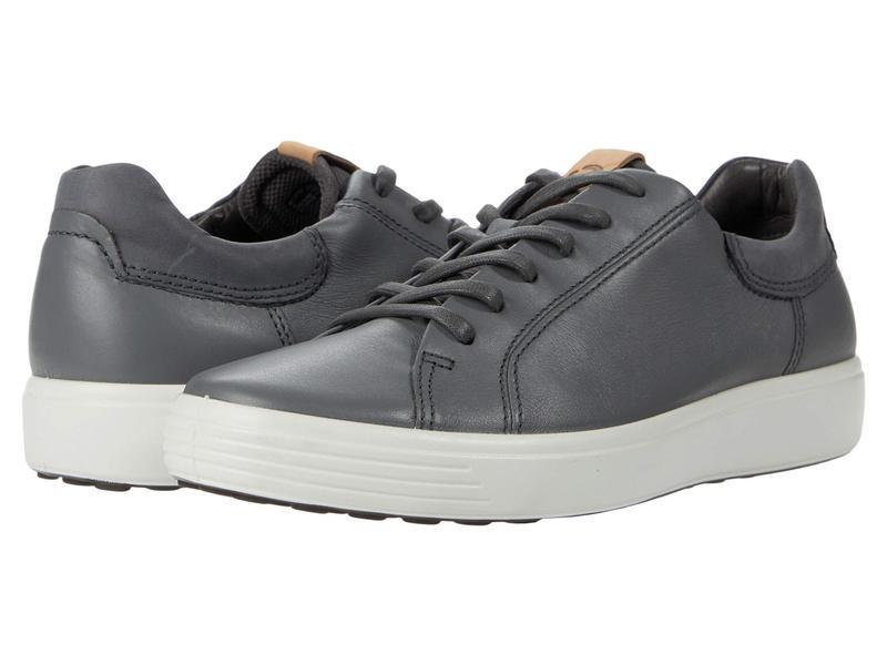 送料無料 サイズ交換無料 エコー メンズ シューズ スニーカー Dark 安全 セール Sneaker Street Mag 7 Shadow Soft