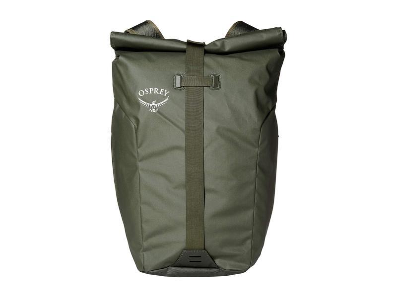 オスプレー メンズ バックパック・リュックサック バッグ Transporter Roll Top Pack Haybale Green