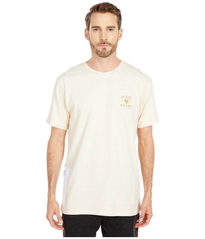 パブリッシュ メンズ シャツ トップス Habit Short Sleeve T-Shirt Natural