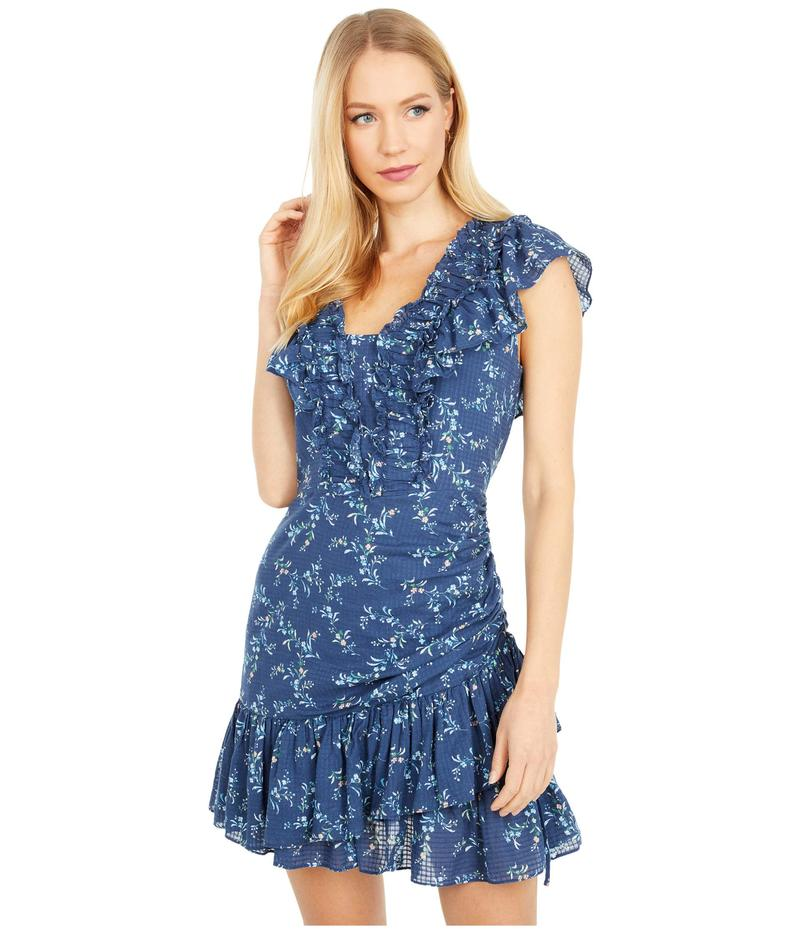 レベッカテイラー レディース ワンピース トップス Sleeveless Gaelle Dress Soft Indigo Com