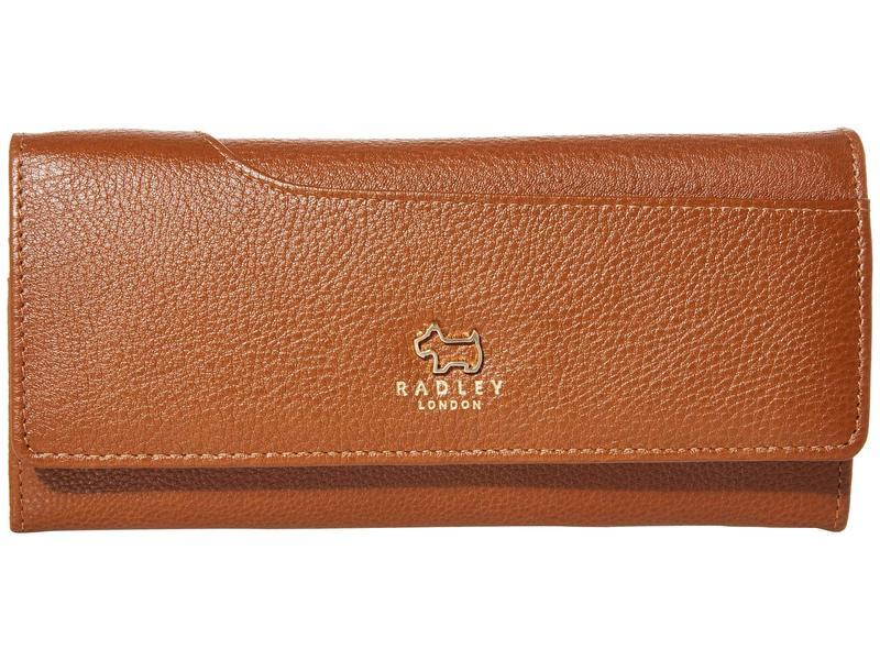 ラドリー ロンドン レディース 財布 アクセサリー Pockets - Large Flapover Matinee Honey