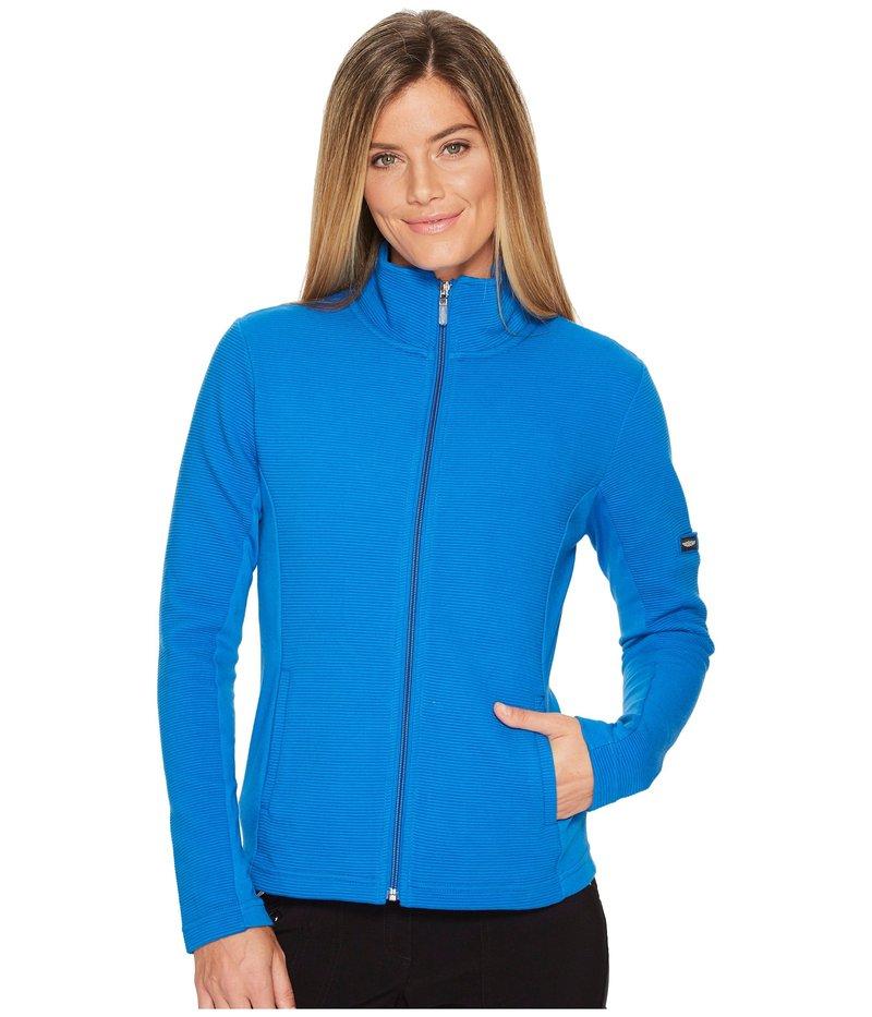 ストレートダウン レディース コート アウター Swing Jacket Olympic Blue:ReVida 店