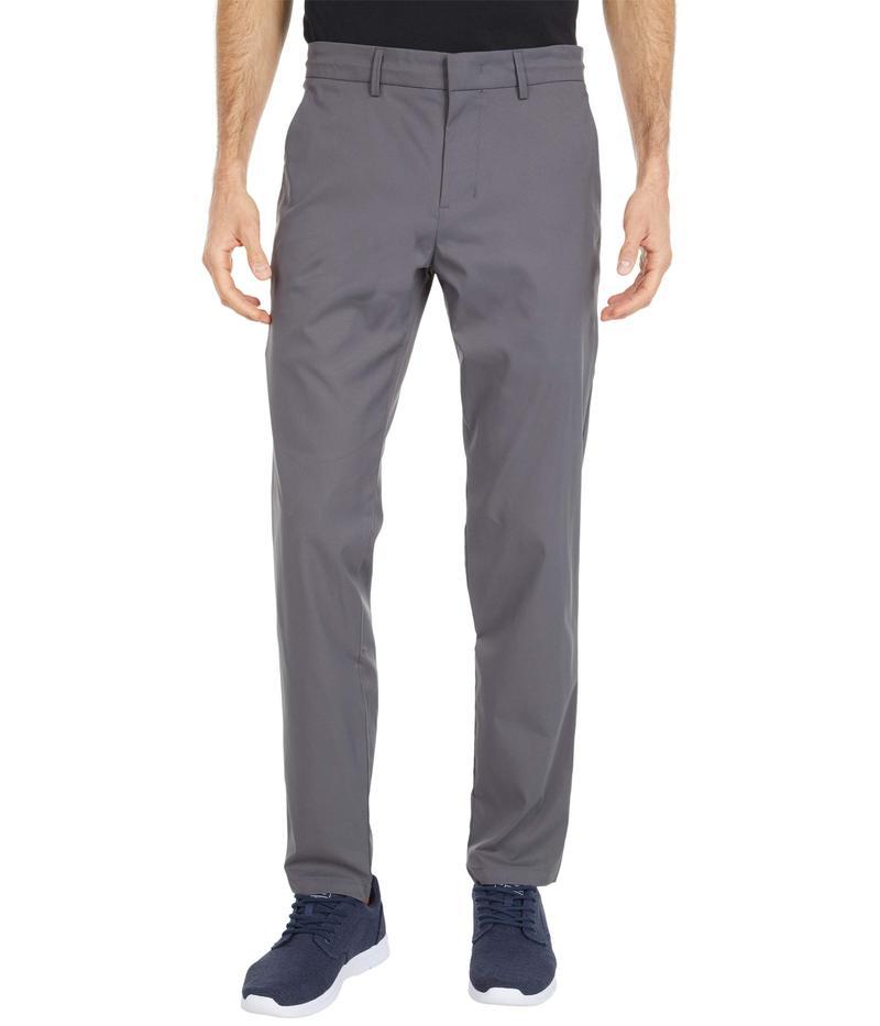 ヒューゴボス メンズ カジュアルパンツ ボトムス Spectre Slim Fit Pants in Water-Repellent Technical Twill Grey