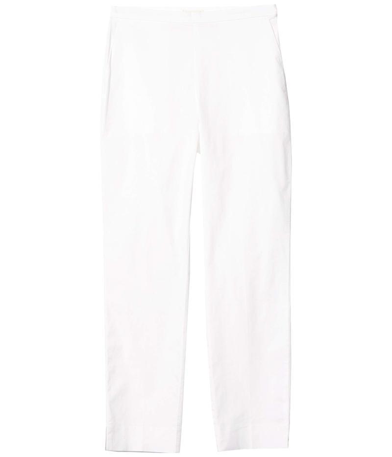 エイリーンフィッシャー レディース カジュアルパンツ ボトムス High-Waisted Tapered Pants White