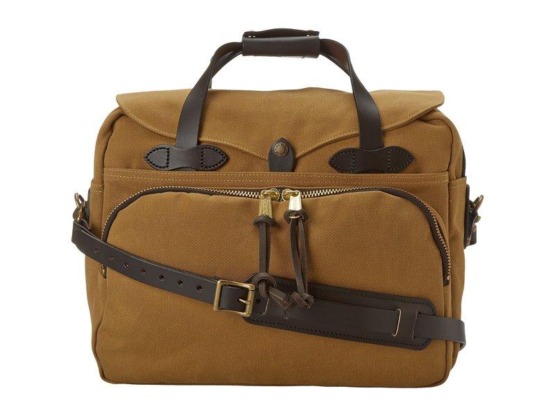 フィルソン メンズ PC・モバイルギア アクセサリー Padded Laptop Bag/Briefcase Tan