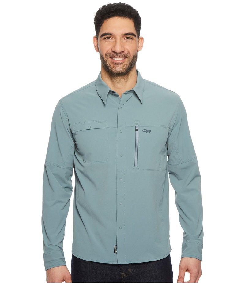 アウトドアリサーチ メンズ シャツ トップス Ferrosi Utility Long Sleeve Shirt Shade