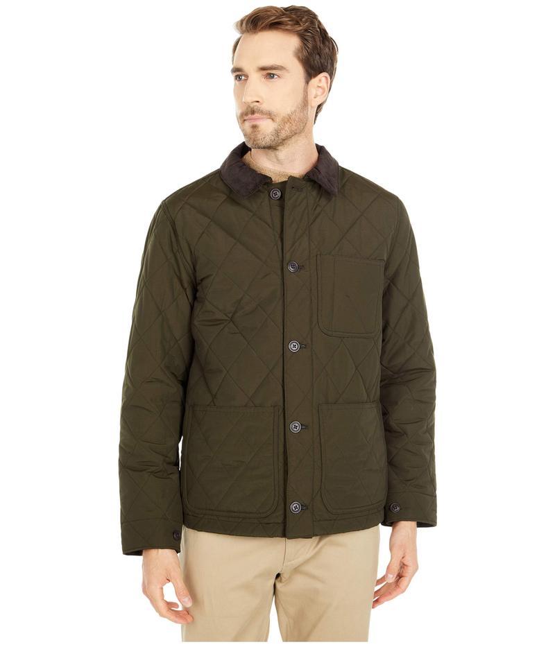 <title>送料無料 サイズ交換無料 ジェイクルー メンズ アウター コート Evergreen Moss Sussex Quilted スピード対応 全国送料無料 Chore Jacket</title>