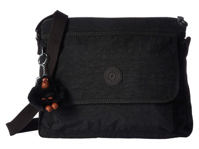 キプリング レディース ハンドバッグ バッグ Aisling Crossbody Bag Black 1