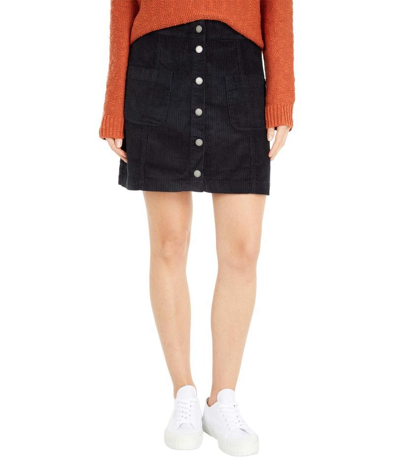 送料無料 定価 サイズ交換無料 ロキシー レディース ボトムス 今ダケ送料無料 Sign Warning Anthracite スカート Skirt