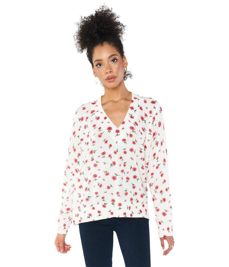 お値打ち価格で 送料無料 サイズ交換無料 超歓迎された ウミーユアムーム レディース アウター ニット Ditsy Sweater Darling セーター Lena K