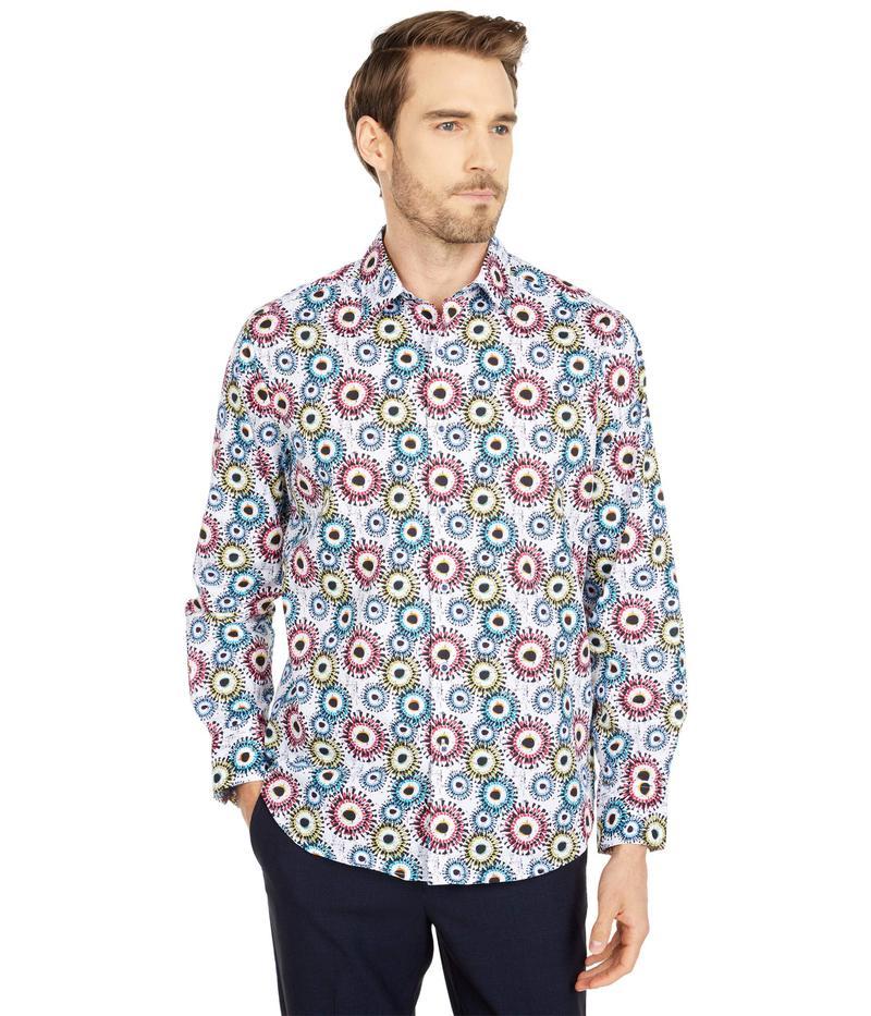 ロバートグラハム メンズ シャツ トップス Fanta Button-Up Shirt Multi