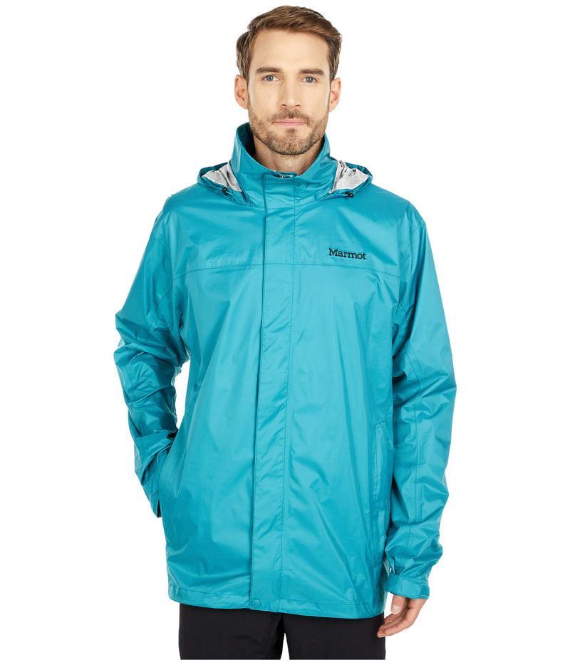 マーモット メンズ コート アウター PreCip Eco Jacket Enamel Blue