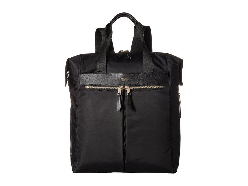 クノモ レディース バックパック・リュックサック バッグ Mayfair Chiltern Tote Backpack Black