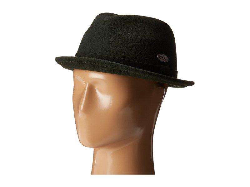 カンゴール メンズ 帽子 アクセサリー Litefelt Player Forrester