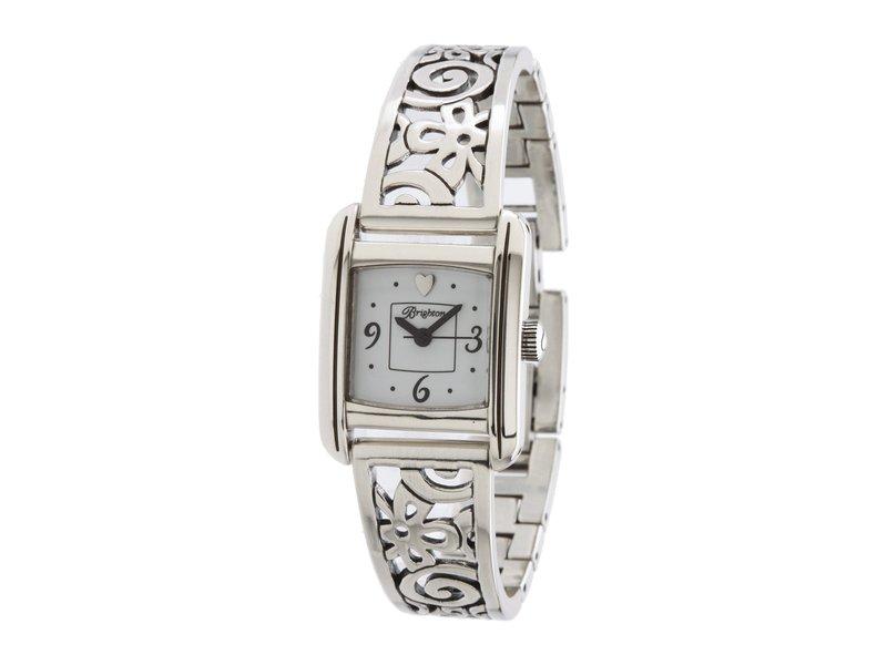 ブライトン レディース 腕時計 アクセサリー Amalfi Watch Silver:ReVida 店