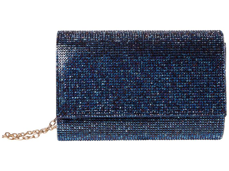 Alexis Navy Clutch バッグ Sparkle レディース A/B ハンドバッグ ジェシカマッククリントック