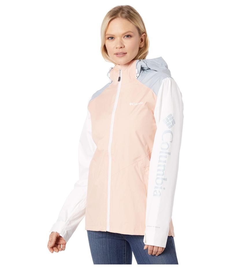 送料無料 サイズ交換無料 コロンビア レディース アウター コート Peach Cloud Jacket ◆セール特価品◆ Inner マーケット White Grey Limits¢ II Cirrus