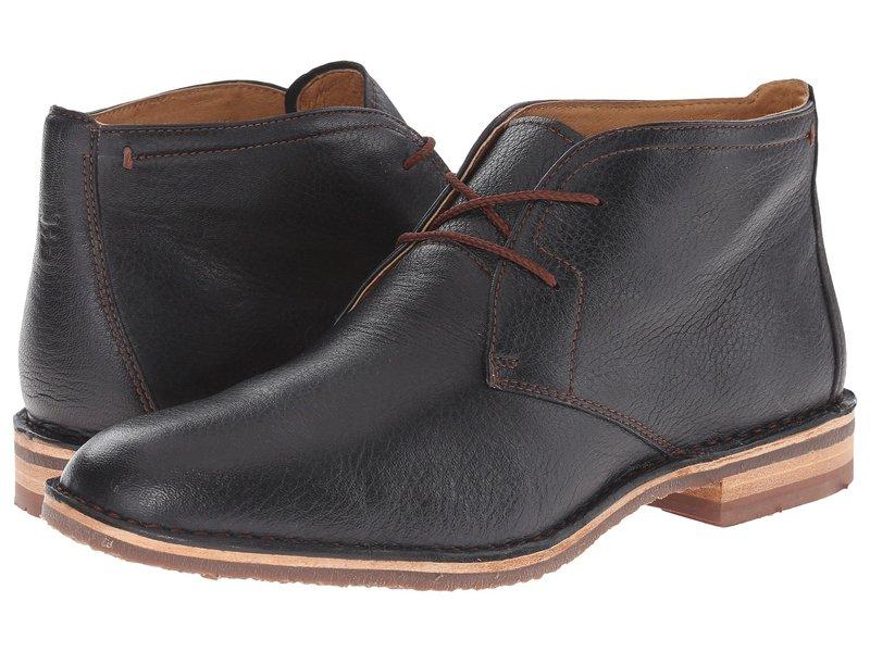 送料無料 サイズ交換無料 トラスク メンズ シューズ ブーツ Elk 激安通販販売 Brady Black 輸入 レインブーツ Norwegian