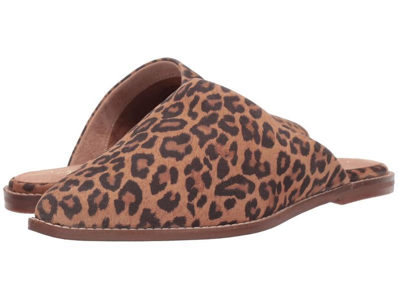 送料無料 サイズ交換無料 セイシェルズ 即納最大半額 レディース シューズ Suede Leopard Impersonate サンダル 本物