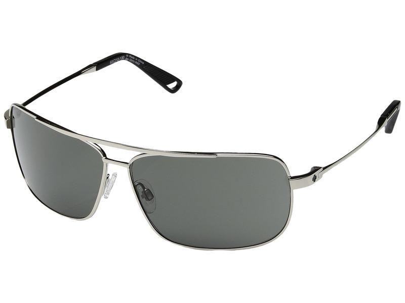 450a381fcd8b スパイオプティック メンズ サングラス・アイウェア アクセサリー Leo Silver/Happy Gray Green