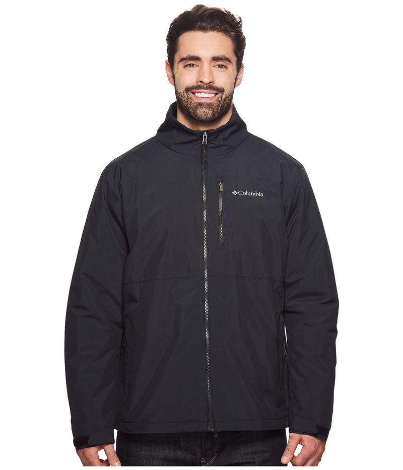 コロンビア メンズ コート アウター Big & Tall Utilizer Jacket Black