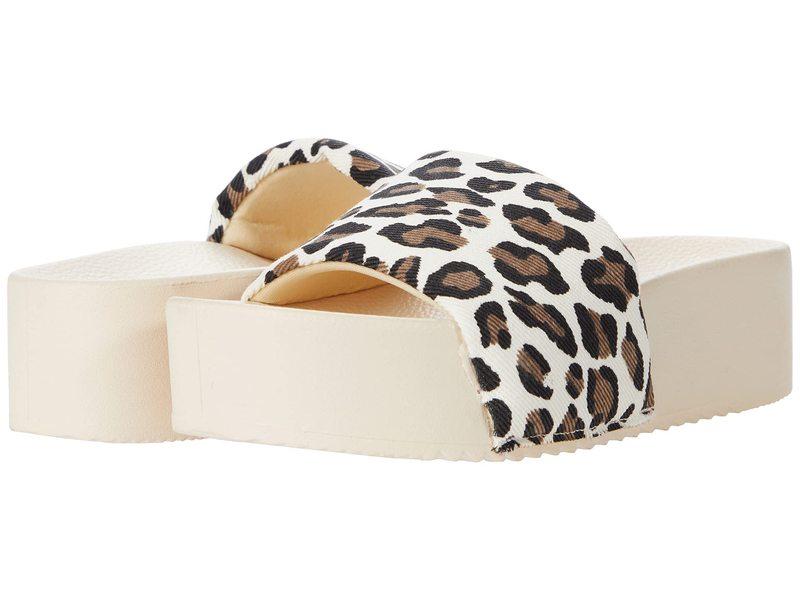 送料無料 サイズ交換無料 ケンジー レディース シューズ Natural 売却 ヒール Pool 格安 Leopard