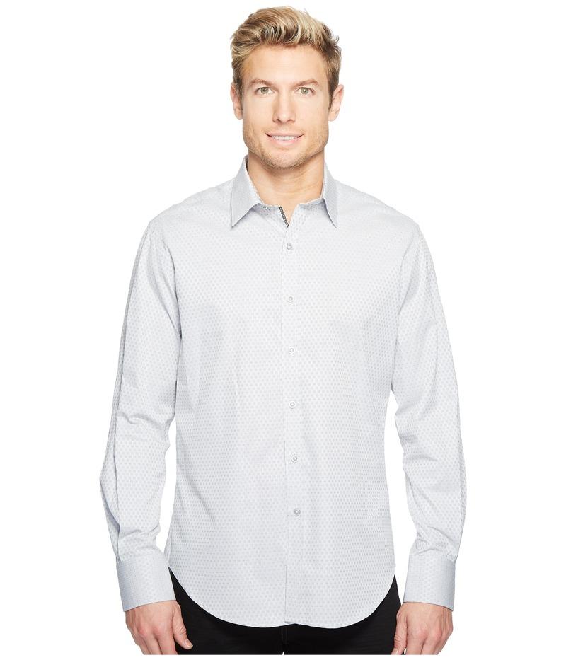 ロバートグラハム メンズ シャツ トップス Steinbeck Long Sleeve Woven Shirt Grey