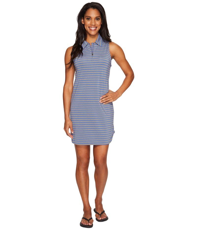 ロル レディース ワンピース トップス Adisa Dress Dazzling Blue Stripe