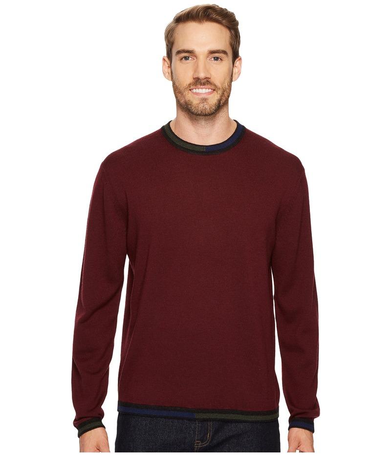 ロバートグラハム メンズ ニット・セーター アウター Cooperstown Long Sleeve Sweater Crew Neck Port