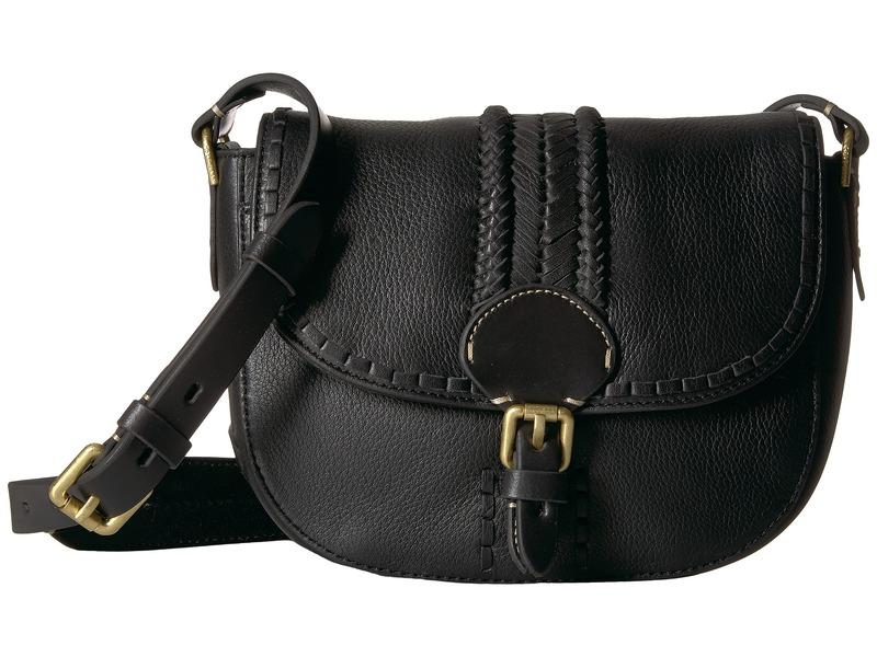 コールハーン メンズ ハンドバッグ バッグ Loralie Whipstitch Mini Saddle Black 2