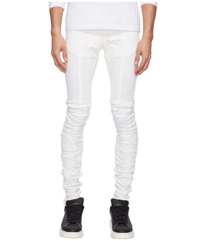 プライベートストック メンズ カジュアルパンツ ボトムス Architect Trousers White