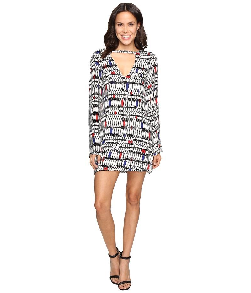 ストーンコールドフォックス レディース ワンピース トップス Romee Dress Kloss Print