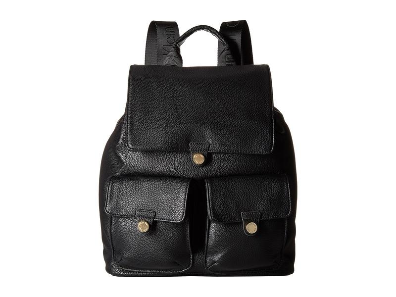 カルバンクライン レディース バックパック・リュックサック バッグ Lisa Novelty Backpack Black/Gold