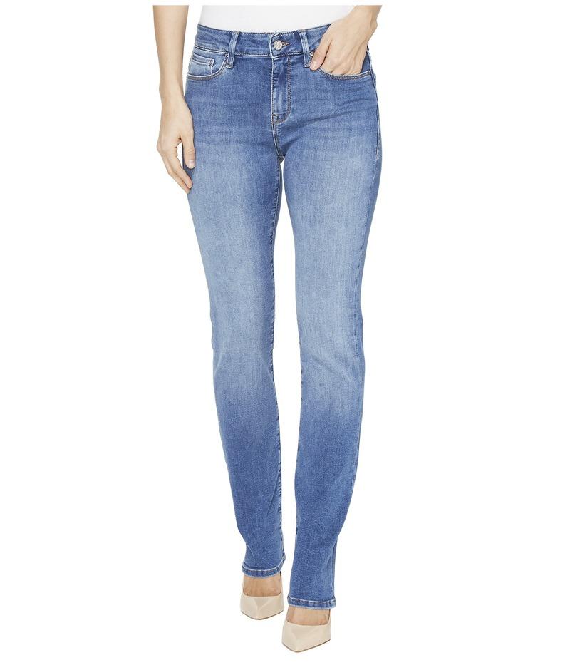 マーヴィ ジーンズ レディース デニムパンツ ボトムス Kendra High Rise Straight Leg Jeans in Mid Soft Shanti Mid Soft Shanti