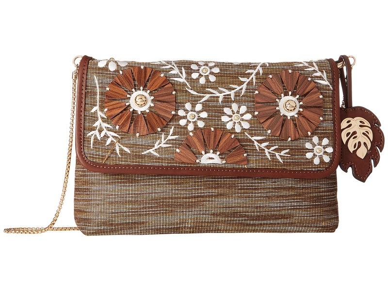 トッミーバハマ メンズ ハンドバッグ バッグ Naples Convertible Shoulder Bag Neutral