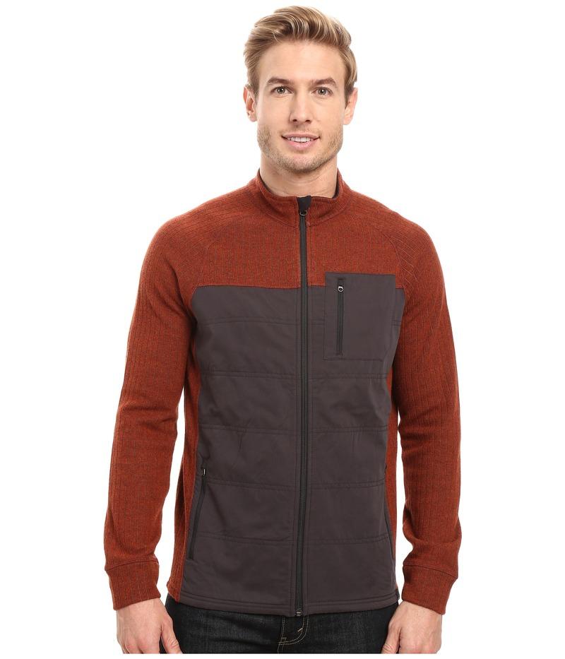 プラーナ メンズ ニット・セーター アウター Appian Sweater Henna
