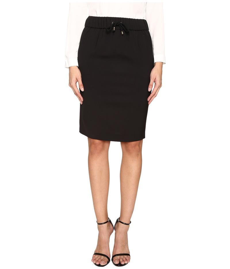 ブティックモスキーノ レディース スカート ボトムス Sporty Pencil Skirt Black