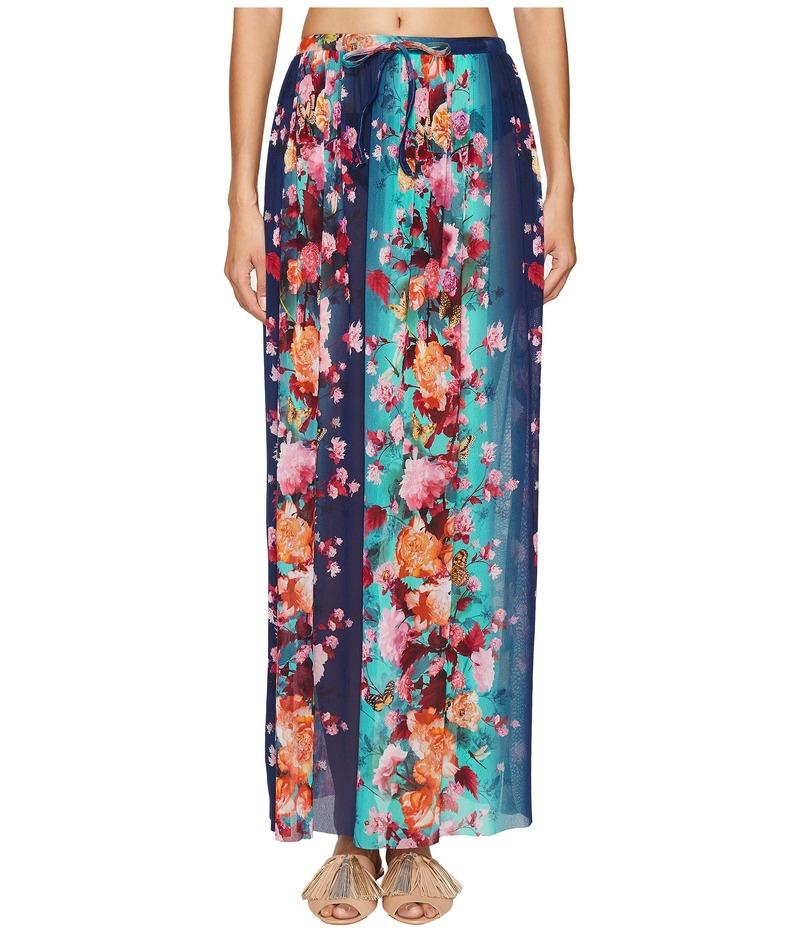 フィッジ レディース スカート ボトムス Single Layer Flower Print Skirt Maldive