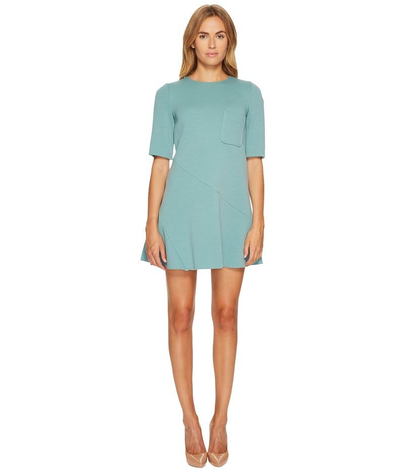 エム ミッソーニ レディース ワンピース トップス Solid Woven Dress w/ Pocket Sea