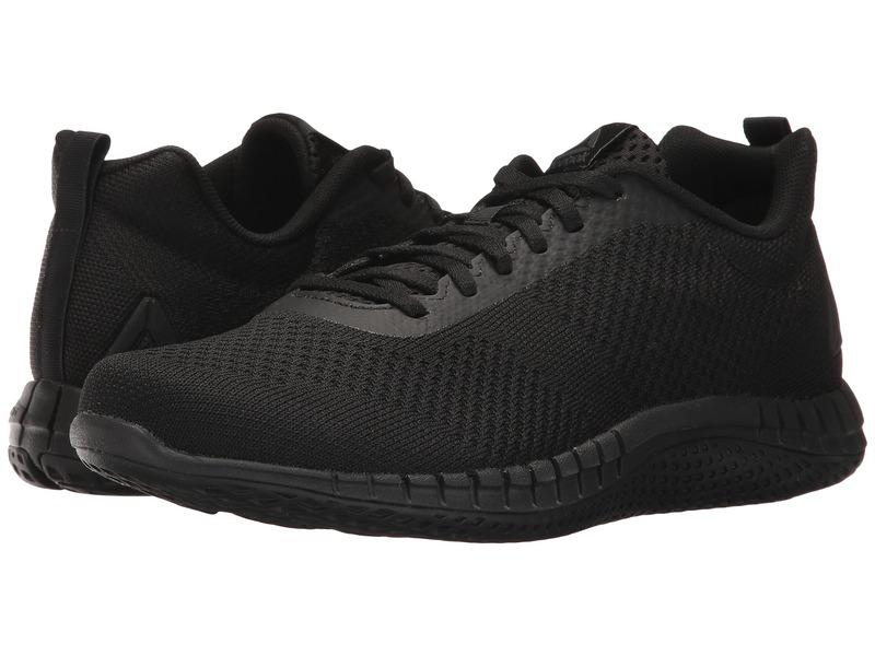 リーボック メンズ スニーカー シューズ Print Run Prime ULTK Coal/Black