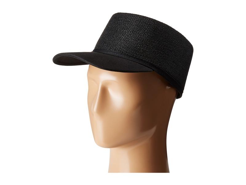 ベーリー オブ ハリウッド メンズ 帽子 アクセサリー Birks Black
