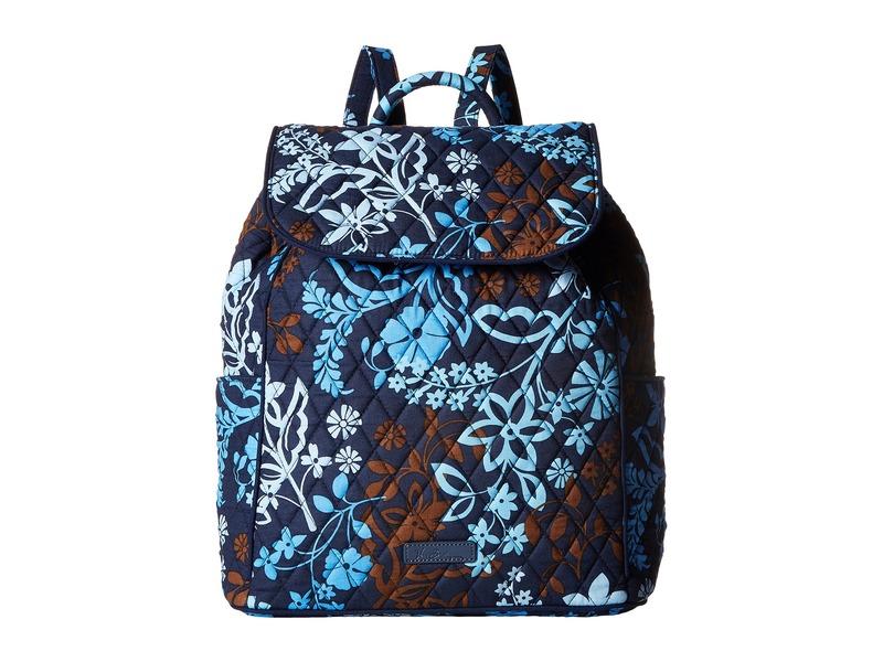 ベラブラッドリー レディース バックパック・リュックサック バッグ Drawstring Backpack Java Floral
