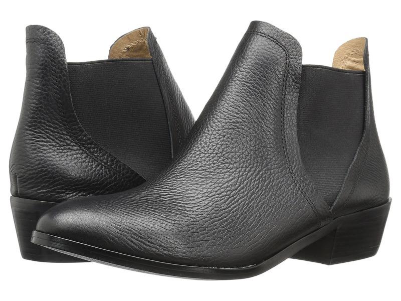 スプレンディット レディース ブーツ・レインブーツ シューズ Henri Black Tumbled Leather