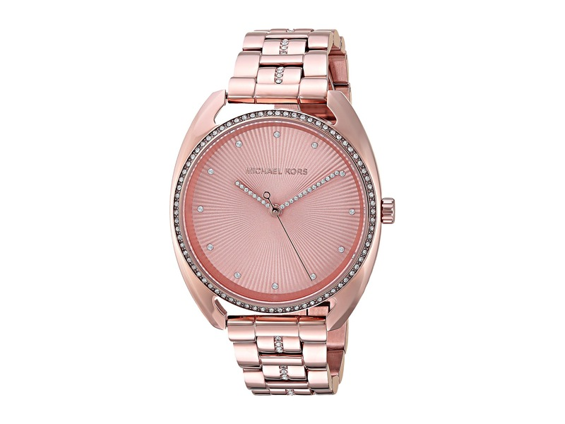 マイケルコース メンズ 腕時計 アクセサリー MK3677 - Libby Rose Gold